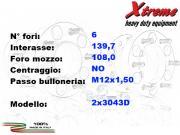 Xtreme distanziali ruote 4x4   Toyota  4Runner LN