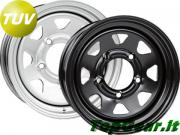 Clicca per ingrandire Suzuki Vitara JLX    Dakar 15x7J ET  12