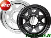 Clicca per ingrandire Suzuki Vitara JLX    Dakar 15x6J ET 0