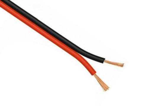 Cavo elettrico rosso e nero 1 50 mm - Portata cavo elettrico ...