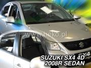 Clicca per ingrandire Deflettori aria   Suzuki SX4 Sedan