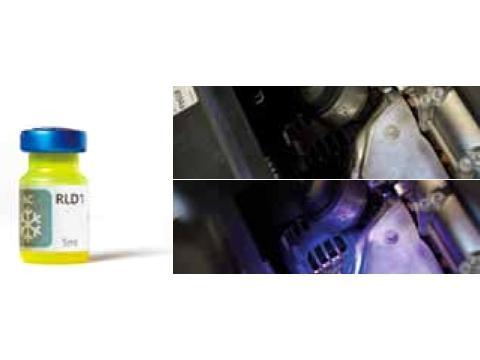 Tracciante UV per circuiti aria condizionata