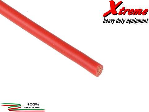 Cavo automotive da 2 5 mm2  rosso   Alta qualit