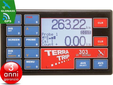 Terratrip 303 GeoTrip   Rally Computer GPS V5