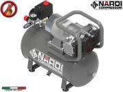 Clicca per ingrandire Compressore aria 12V    Nardi Esprit 3 600W 15L
