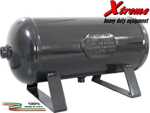 Serbatoio aria compressa   certificato 11bar    5 litri