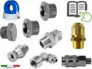 Clicca per ingrandire Kit di montaggio serbatoio   aria ausiliario da  5 lt