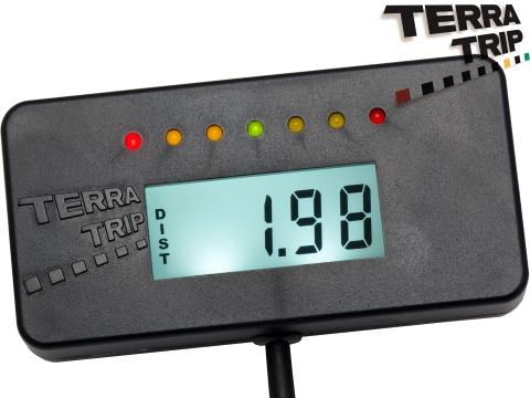 Terratrip Display remoto   pilota per Terratrip V4 V5