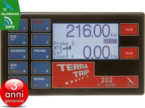 Terratrip 202 GeoTrip   Rally Computer GPS V5