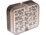 Clicca per ingrandire Faro retromarcia   rettangolare 19 LED