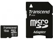 Clicca per ingrandire Transcend MicroSD    16 Gb  Classe 10