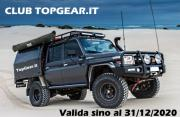 Clicca per ingrandire Club TopGear it   Associazione 2019