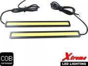 Clicca per ingrandire Pannello COB 100 LED   DRL   Retromarcia   Interno