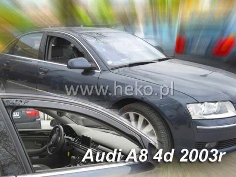 Deflettori aria   Audi A8 4P