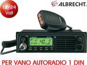 Clicca per ingrandire Radio CB ricetrasmittente   Albrecht AE 6491