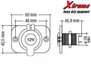 Modular Socket    Presa Corrente Standard